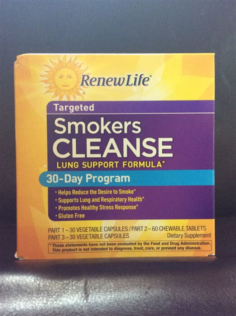 Detox Tea For Smokers by Smoker S Cleanse Garden Herbs