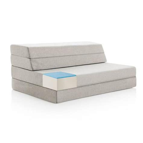 matratze zusammenklappbar 4 quot folding mattress gel memory foam cooling layer by