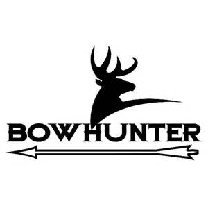 outdoor decals 174 bowhunter decal 170979 window graphics camo mathews bow hunting window decals autos post