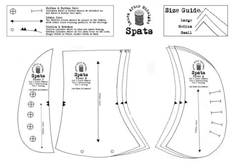 pattern making pdf free download spats archives laura after midnight