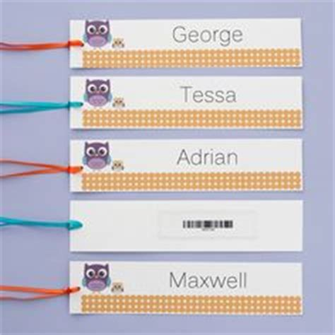 library id card template templates words and microsoft on