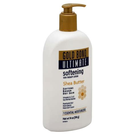 A G Gold Lotion gold bond ultimate lotion skin therapy softening shea