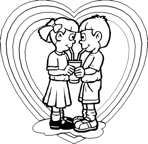 coloring pages love couple couple in love coloring pages