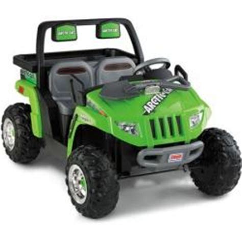 Power Wheels Green Jeep Power Wheels Arctic Cat Parts