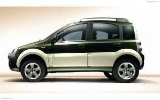 Fiat Pands Fiat Panda Cross Widescreen Car Pictures 06 Of 20
