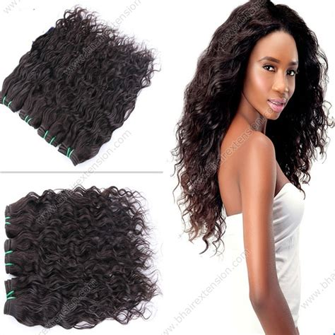 sewin curly hair wet wave peruvian virgin hair wet and wavy double weft virgin hair