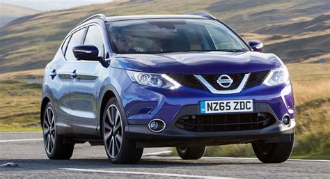 nissan dualis 2016 nissan qashqai gets updated for 2016