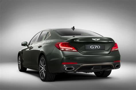 Gamis Model G70 genesis g70 officially revealed as a handsome bmw 3 series