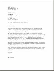 community college cover letter sle cover letter community college foto 2017