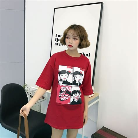 Tshirt Harajuku harajuku anime tshirt 183 storeunic 183 store powered