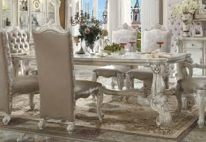 white formal dining room sets best dining room furniture