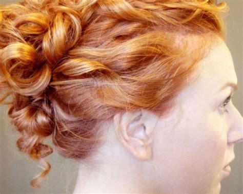 hair up curly hairstyles 30 curly hair updos which look sleek creativefan