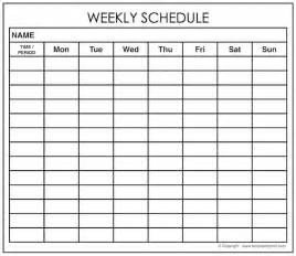free template maker weekly calendar schedule template maker weekly planner