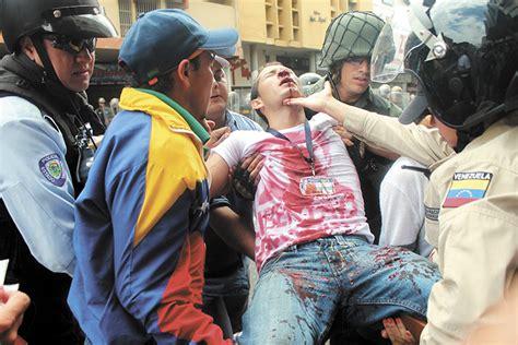 imagenes de protestas en venezuela hoy protesta violenta en venezuela la prensa