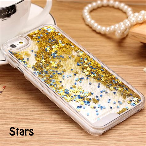 Silicon Casing Hardcase Gliter Iphone 6 Iphone 6 Plus dynamic back cover glitter for iphone 4s 5s 6 6s 4 7 quot ebay