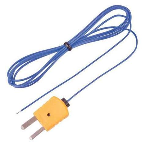 Sale Thermocouples Type K reed instruments beaded thermocouple wire probe type k 40 to 482 176 f 40 to 250 176 c tp 01