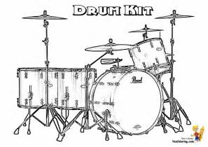 drum coloring page majestic musical drums coloring drums free