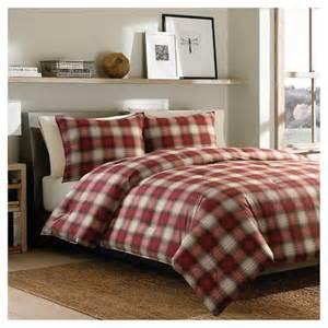 navigation plaid comforter set target