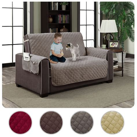 dog couch protectors slipcover microfiber reversible pet dog couch protector