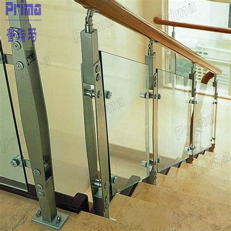 glass banister kits glass balustrade stainless steel stair railing kit view