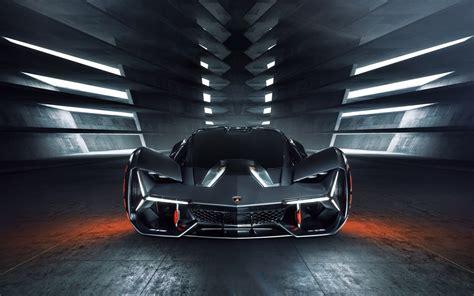 wallpaper lamborghini terzo millennio  hd automotive cars