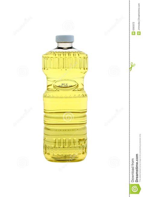 bouteille d huile de cuisine photographie stock image