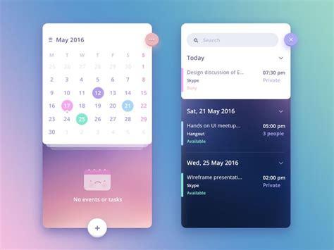 P Calendar App 10 Best Ideas About Calendar Ui On Dashboard