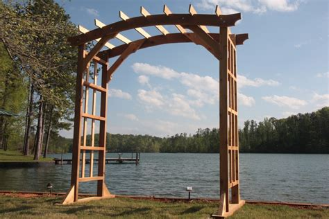 Wedding Arch Trellis by Lovely Wedding Trellis Inspirations Outdoor Decorations