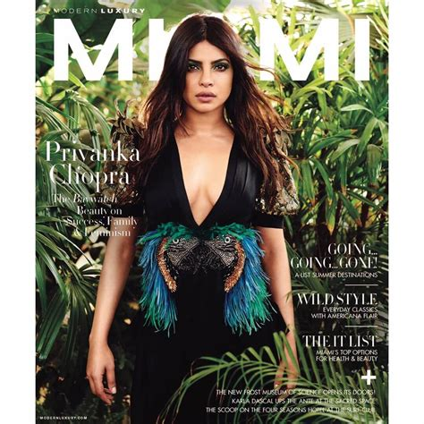 Ryco Handcrafts - priyanka chopra slays in modern luxury magazine cover