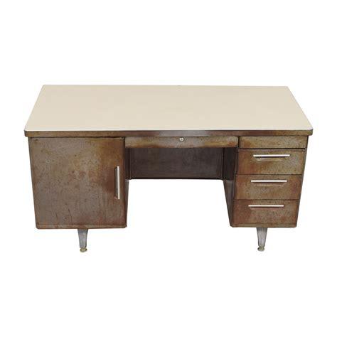 Shaw Walker Desk by 77 Alex White Desk Tables