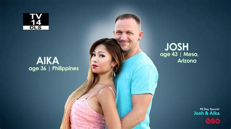90 days to wed season 3 devar 90 day fiance s06e15 josh and aika our journey so far