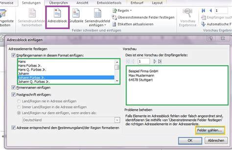 Etiketten Erstellen Publisher by Serienetiketten Mit Word Erstellen Office Lernen