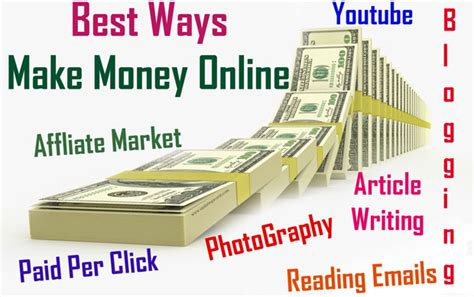 Sure Ways To Make Money Online - top 15 legit ways to make money online without investment