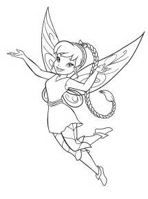 tinkerbell coloring page free printable disney fairies coloring pages for