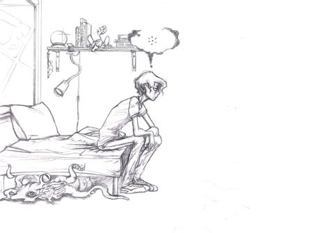 bed sketch monster under bed sketch by mumitrold on deviantart