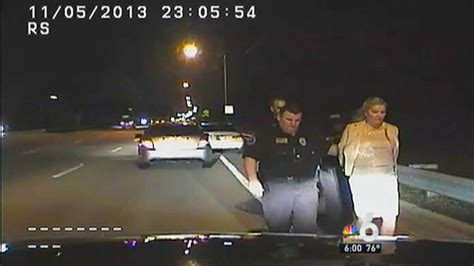 More Details Of Richies Dui Arrest by Dash Footage Released In Broward Judge Cynthia