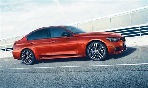 bmw 3 series edition sport luxury announced with 2018