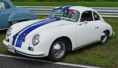 porsche 356 history photos on better parts ltd