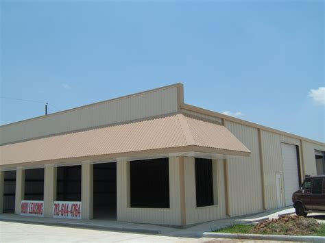 awnings for commercial buildings commercial steel awnings commercial awnings by omar
