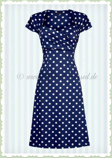 kleid gepunktet kleid gepunktet blau