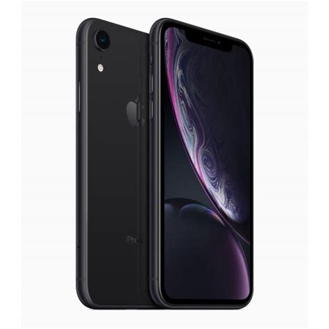 smartphone apple iphone xr 128gb black desbloqueado kuantokusta