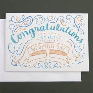 Congrats Engagement Card Congratulations Wedding Card By Nic Farrell Illustration Notonthehighstreet Com