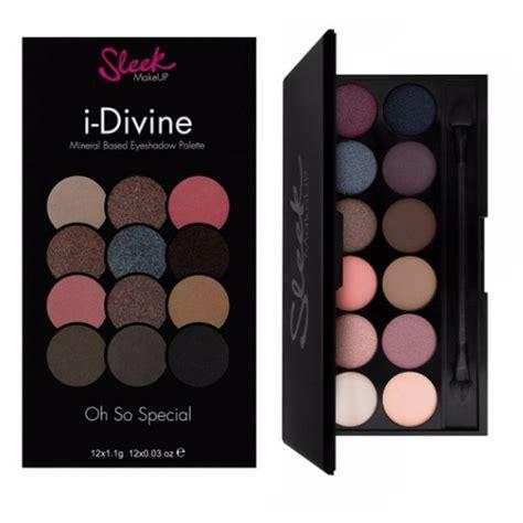 Sleek Makeup I Eyeshadow sleek makeup i eyeshadow palette oh so special