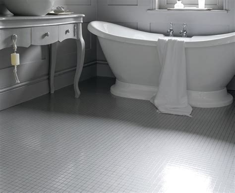 bathroom vinyl flooring ideas minimalist white bathroom ideas for an ultra modern home