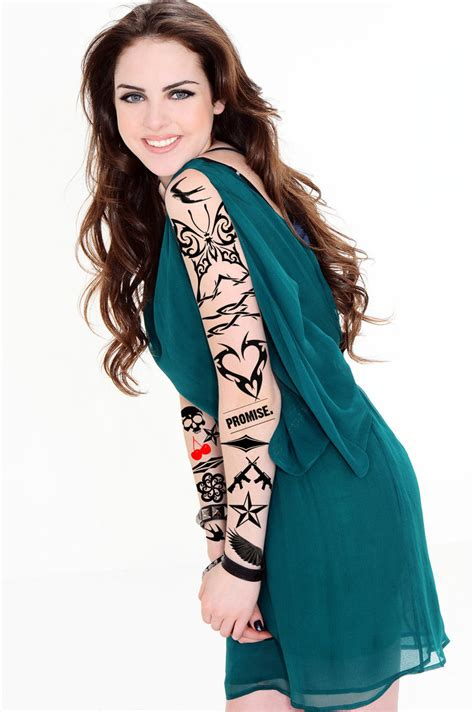 elizabeth gillies tattoo elizabeth gillies 2 by 386188 on deviantart