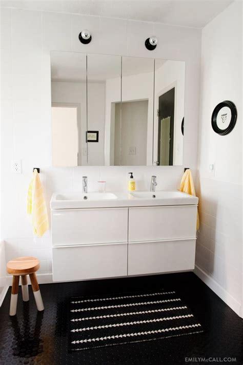 ikea master bathroom ikea godmorgon double sink plumbing nazarm com