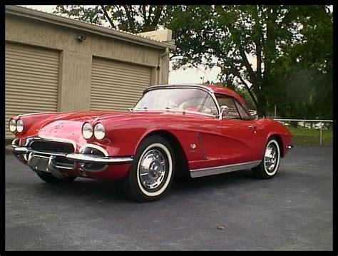Nice Home Interior 1962 Corvette