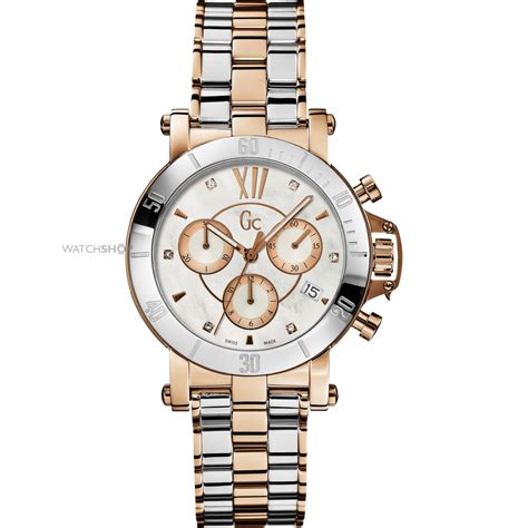 Gc Guess Collection For Chain gc femme chronograph x73104m1s