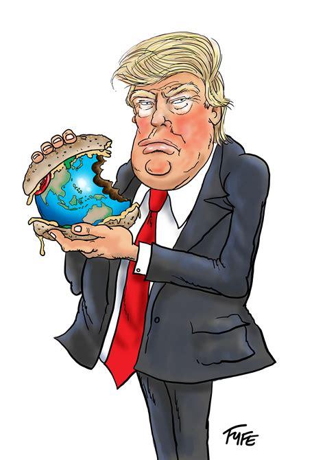 trump cartoon presidential caricatures 17 andrew johnson richmond