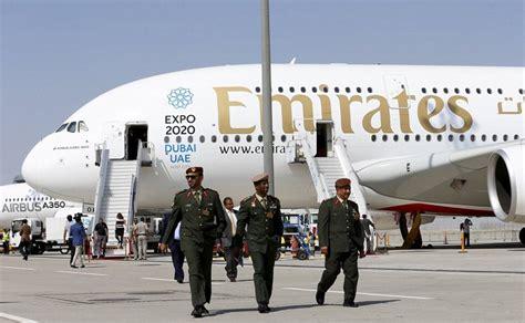 adsense uae emirates presenta l aereo pi 249 grande del mondo 615 posti